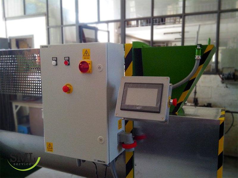 Biobi 110 kt per compostaggio di comunità